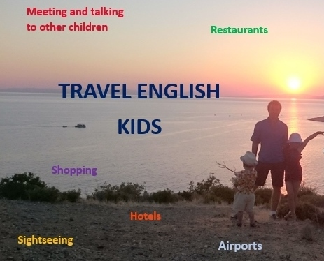 TRAVEL ENGLISH KIDS