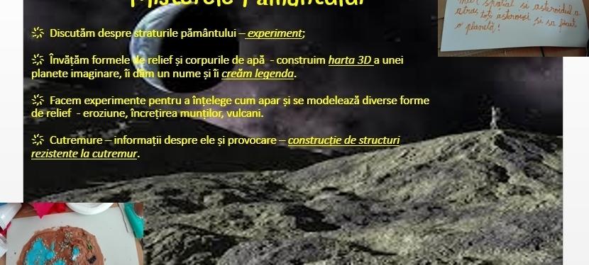 Misterele Pământului